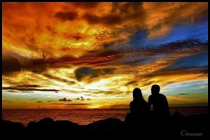sunset_love