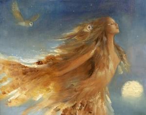 Owl-Woman