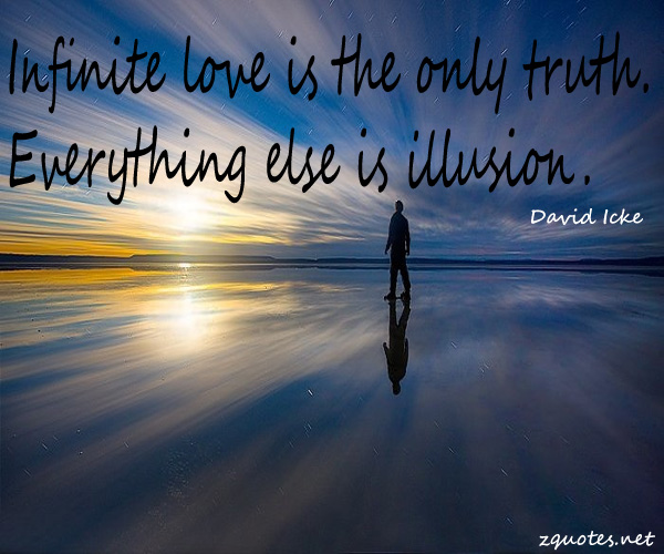 Infinite-love-is-only-truth