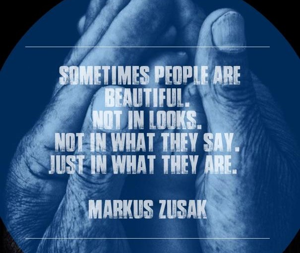 Markus-Zusak-Sometimes-people-are-beautiful-605x510