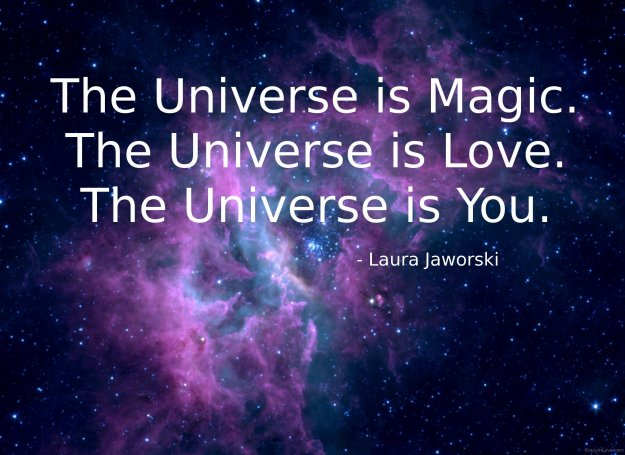 the-universe-is-magiclove-and-you
