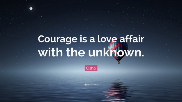 1699621-Osho-Quote-Courage-is-a-love-affair-with-the-unknown