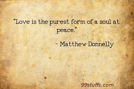 love-purest-form-soul-peace
